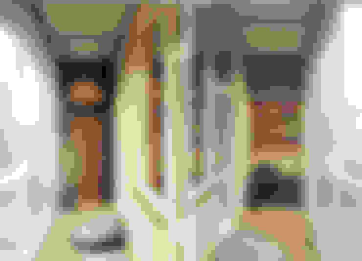 露臺 by IK-architects