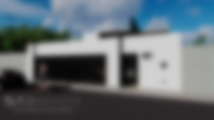 Casas de estilo  de Studio Arch'D Arquitectos