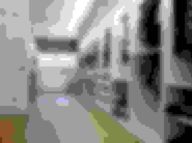 Dressing de style  par 築一國際室內裝修有限公司