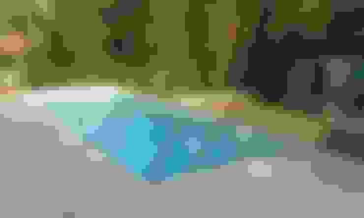 Garden Pool by Rusticasa