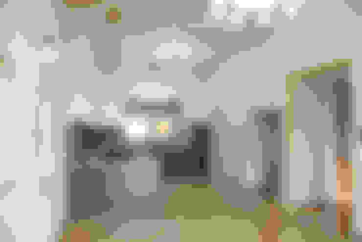 경기도 양평 그림같은 전원주택 (34py) : 한다움건설의  거실