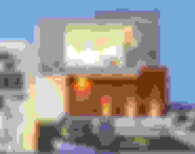 Casas de estilo  de SANTIAGO PARDO ARQUITECTO