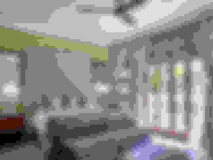Bedroom Interior:  Bedroom by Carne Interiors