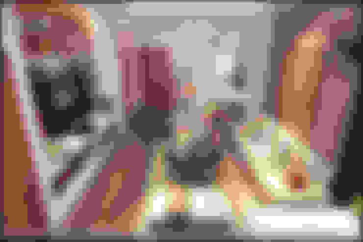 CĂN HỘ TRÀNG AN COMPLEX:  Phòng khách by ITALIC DECOR