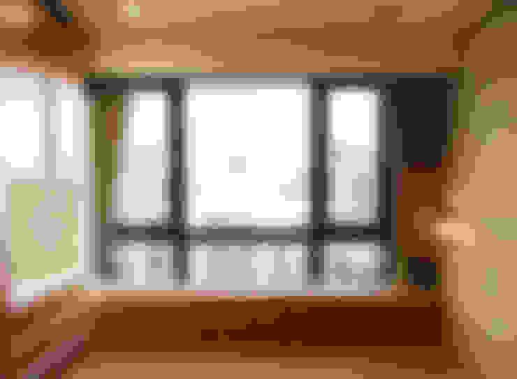 開闊兼容三代:  室內景觀 by 史賓宅安-Springzion