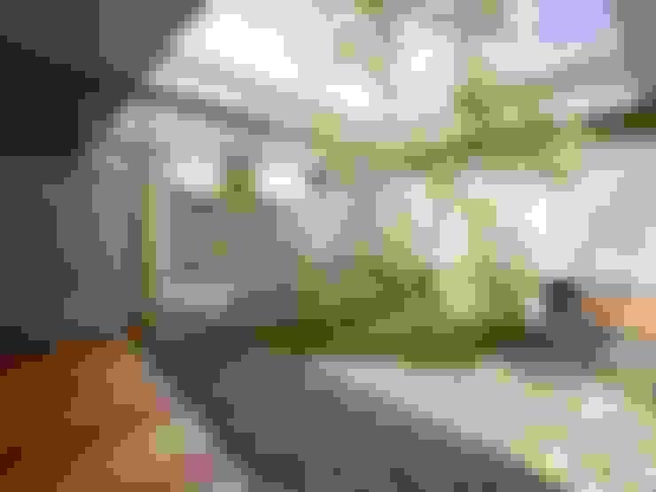 庭院 by 藤原・室 建築設計事務所