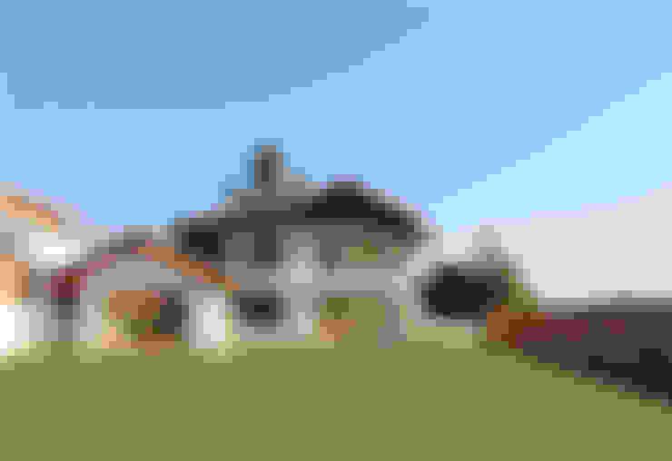 Casas de estilo  por Carvallo & Asociados Arquitectos
