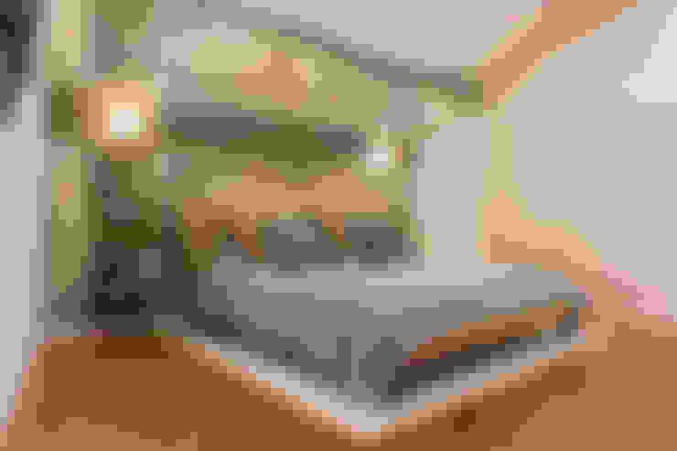 غرفة نوم تنفيذ Archifacturing