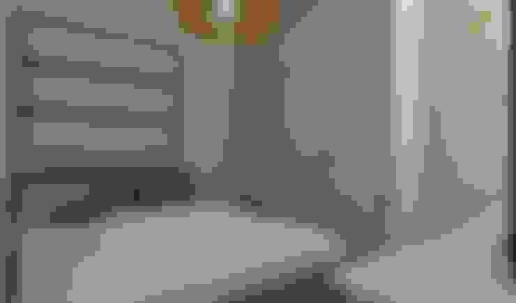 EZGİ AYDOGDU İçmimarlık Danışmanlık ve İnşaat Hiz. – Eyüp_Konut:  tarz Yatak Odası