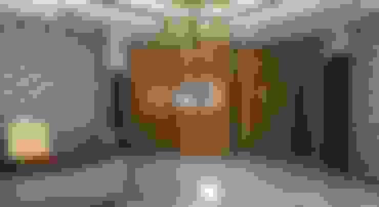مكتب عمل أو دراسة تنفيذ Gurooji Designs