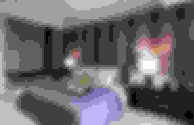 豐邑一第:  臥室 by 立禾空間設計有限公司