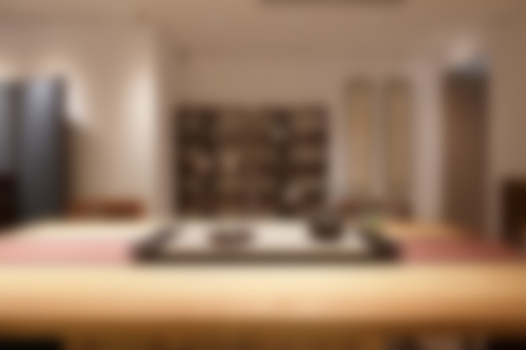 禪 茶 膳:  商業空間 by 耀昀創意設計有限公司/Alfonso Ideas