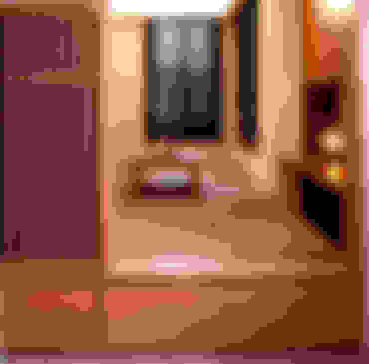 溫馨滿楹:  書房/辦公室 by 史賓宅安-Springzion