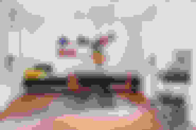 Living room by IJzersterk interieurontwerp