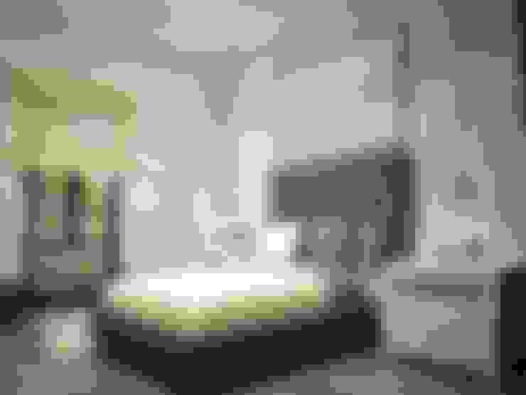 غرفة نوم تنفيذ Zono Interieur