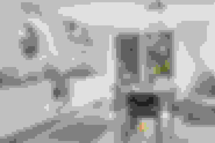 مطبخ تنفيذ Bohemian Nordic Interior