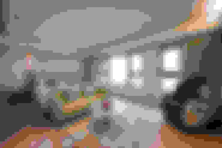 Bedroom by 汎羽空間設計