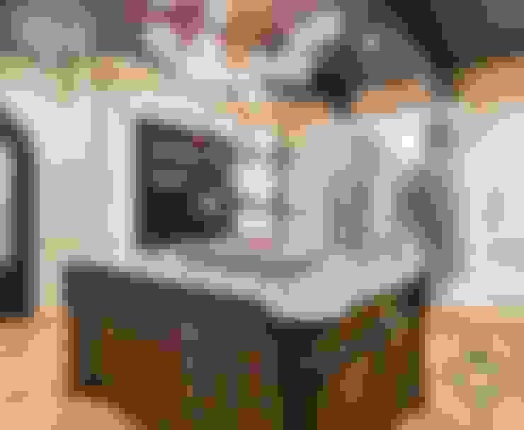 قبو النبيذ تنفيذ Kellie Burke Interiors