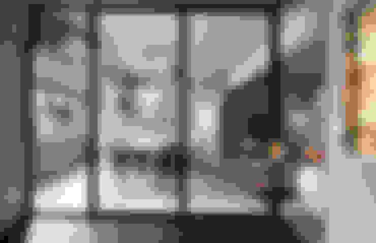 空氣感文青宅:  餐廳 by 磨設計