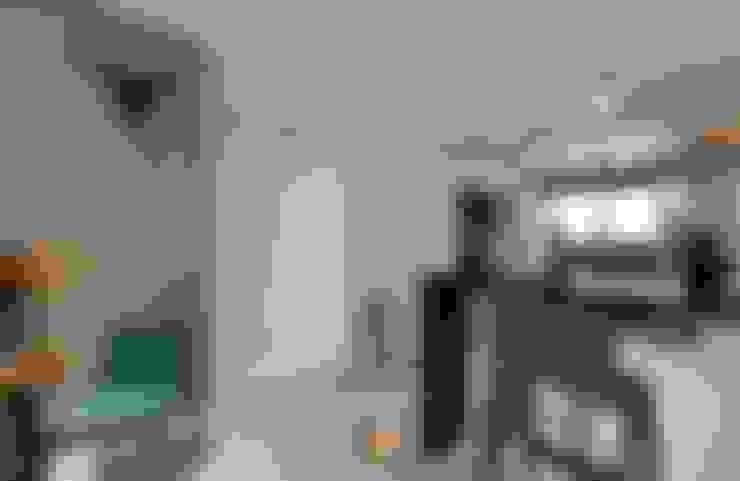 逸.居:  廚房 by 築川設計
