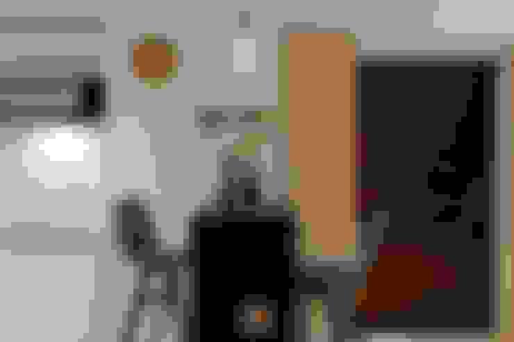 逸.居:  餐廳 by 築川設計