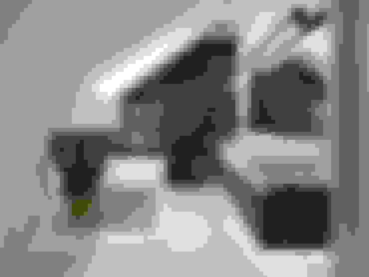 浴室 by HomeKONCEPT | Projekty Domów Nowoczesnych