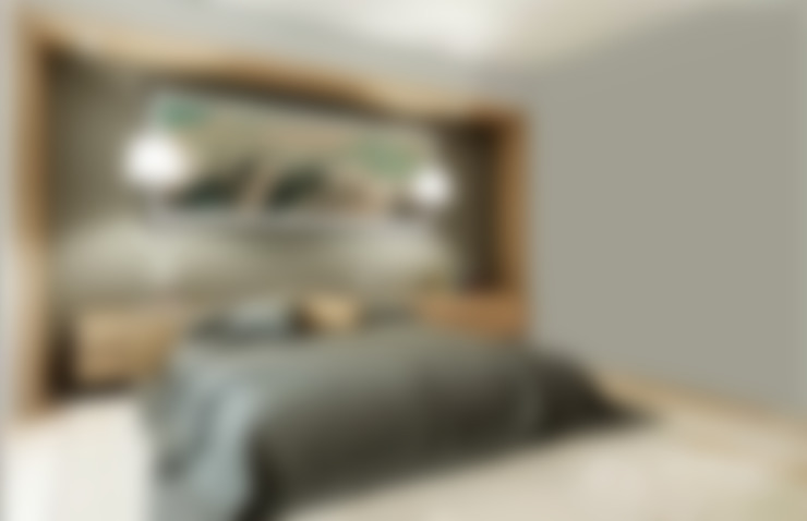 غرفة نوم تنفيذ HOMEWAY