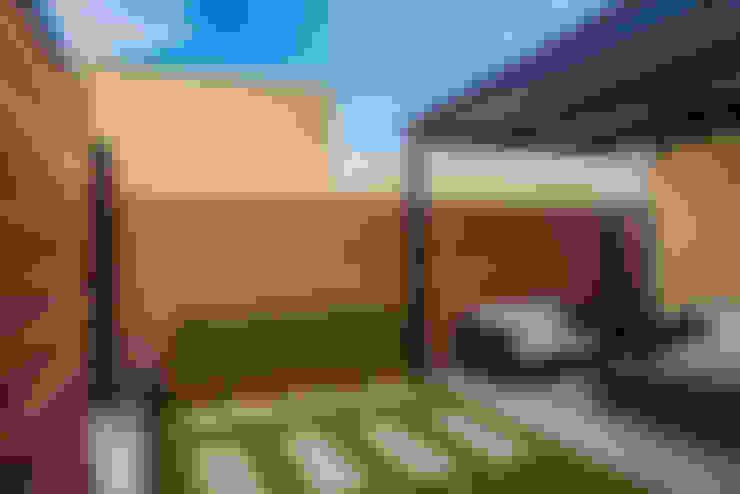 庭院 by S2 Arquitectos