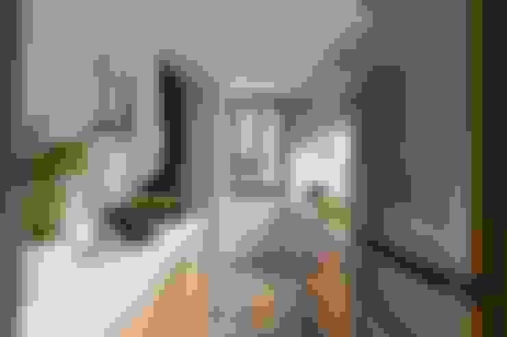 原.敘:  廚房 by 築川設計