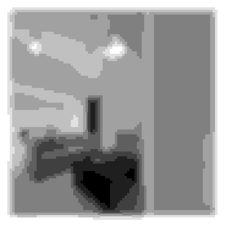 Living Area:  Ruang Makan by studiopapa