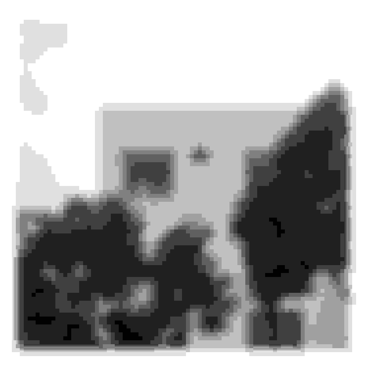 Tampak Samping:  Rumah by studiopapa