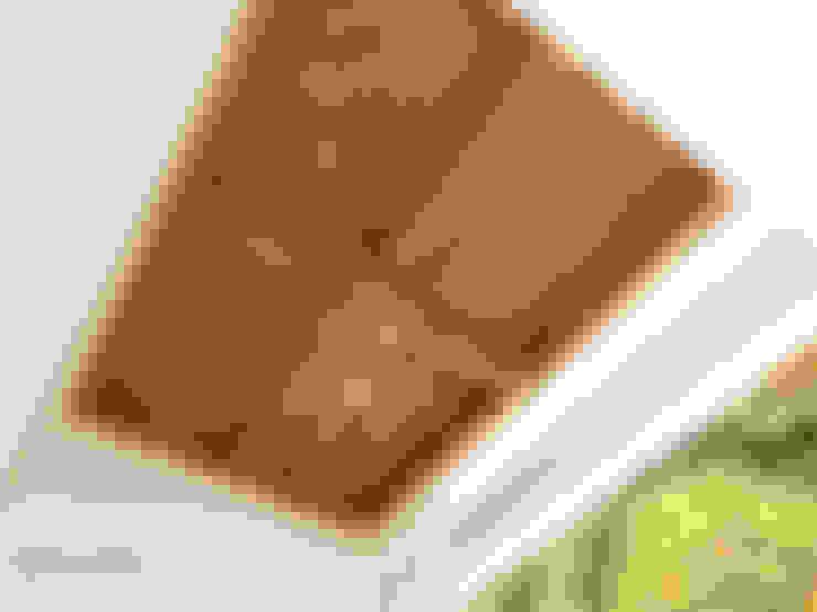 Casas adosadas de estilo  de AIRE INTERIOR