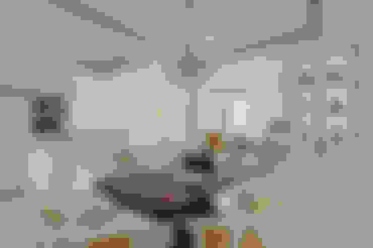 法式浪漫古典:  餐廳 by 哲嘉室內規劃設計有限公司
