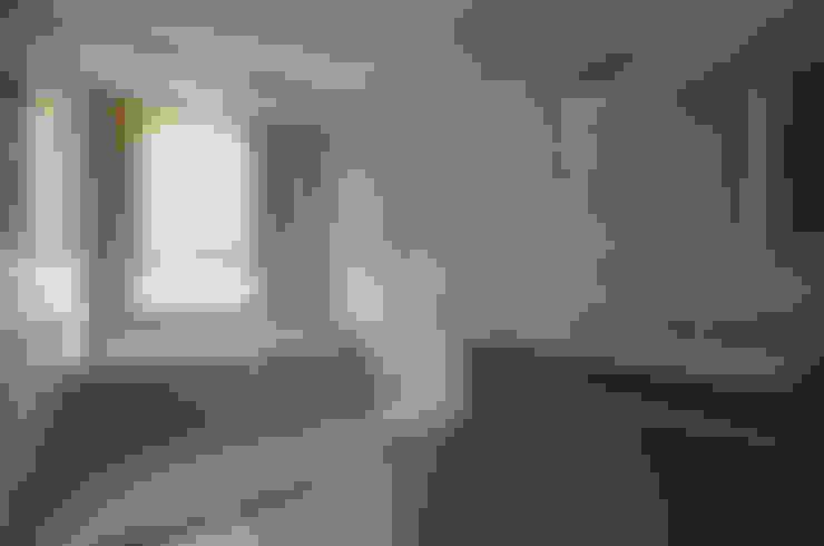 現代簡約家居:  浴室 by 哲嘉室內規劃設計有限公司