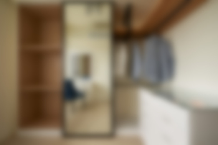 Vestidores y placares de estilo  por 趙玲室內設計