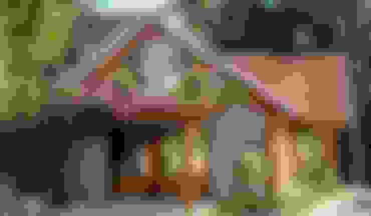 Rumah pedesaan by Simone Miranda Representante - Amplex Aberturas em PVC