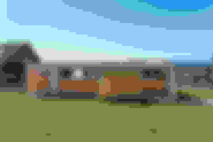 Nhà thép tiền chế by COMMOD-Haus GmbH