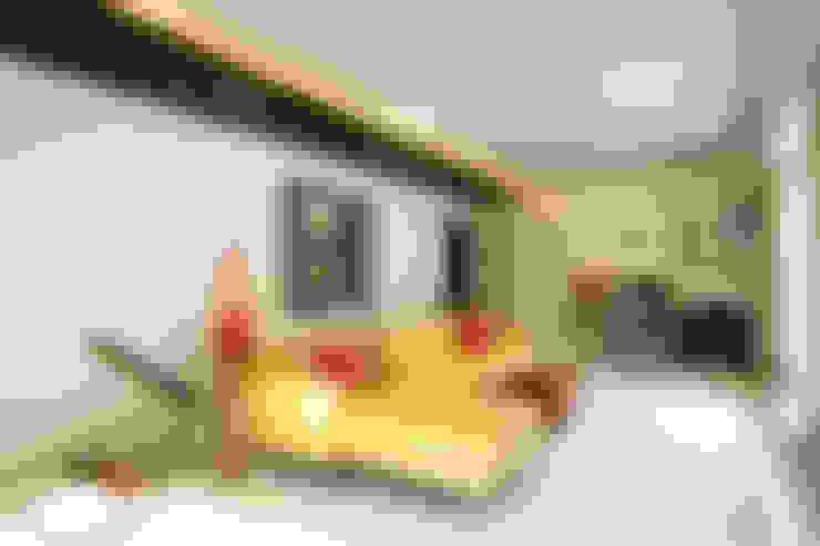 غرفة المعيشة تنفيذ USINE STUDIO