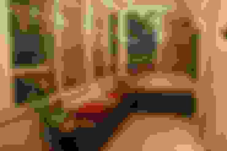 Mystic Moods,Pune:  Terrace by H interior Design