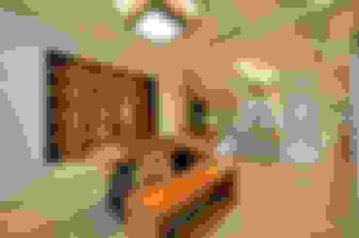 新屋-芥子:  餐廳 by 一穰設計_EO design studio