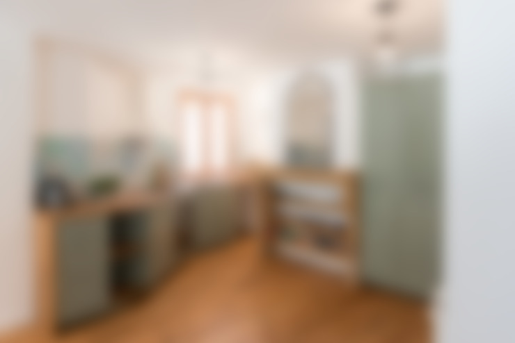 مطبخ تنفيذ Atelier MADI