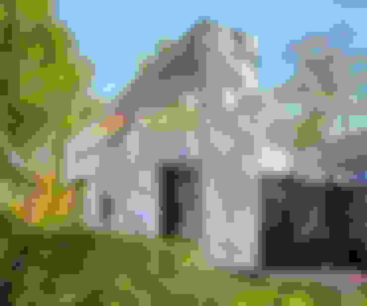 Nhà thép tiền chế by Archipelontwerpers