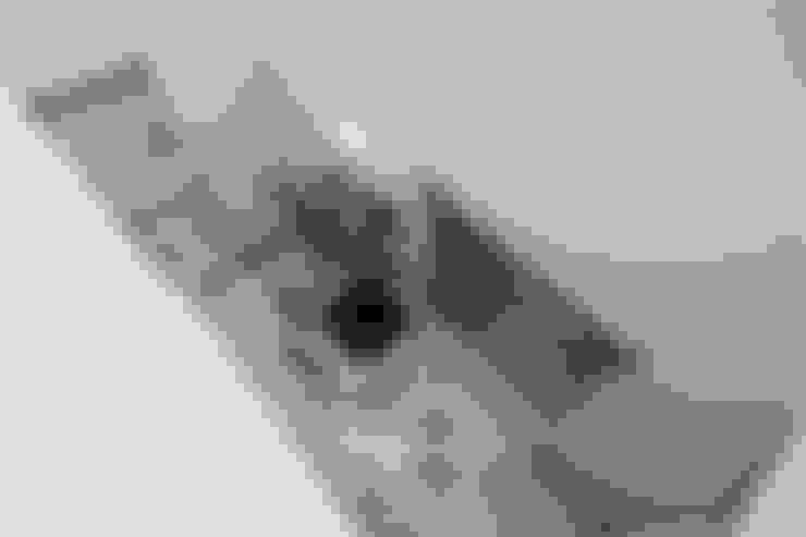 Jardines zen de estilo  por やまぐち建築設計室