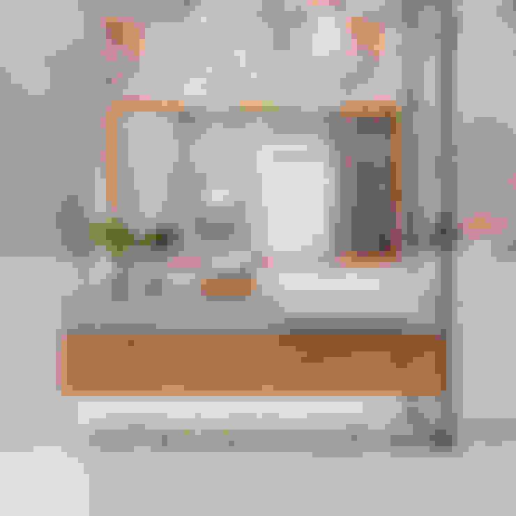 Baños de estilo  de JESSICA DESIGN STUDIO