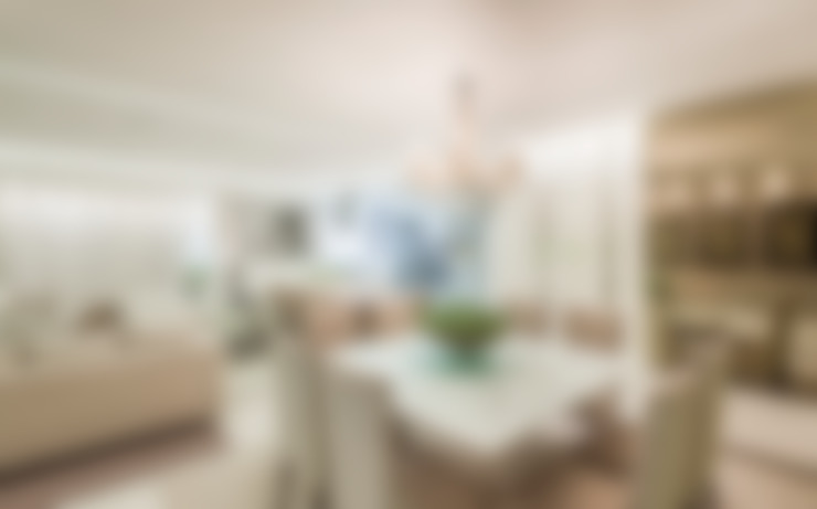 غرفة السفرة تنفيذ VOBOL ARQUITETURA E INTERIORES