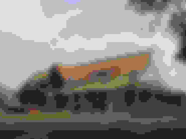 Casas de campo de estilo  por AOG SPA