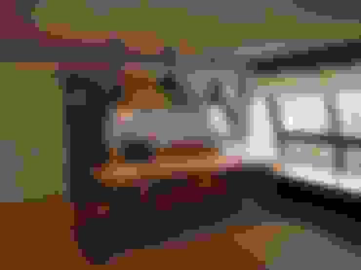 REMODELACION DEPTO PEÑA Y LILLO: Comedores de estilo  por [ER+] Arquitectura y Construcción