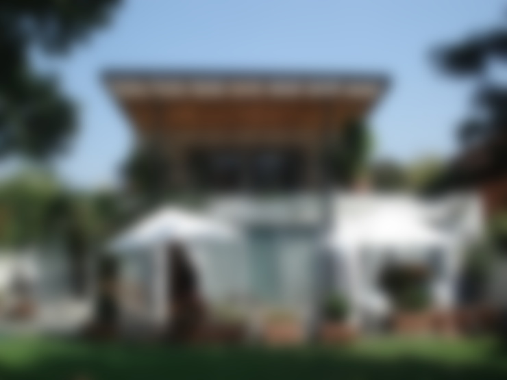 Rumah by [ER+] Arquitectura y Construcción