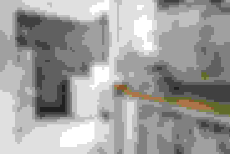 系統廚具 by INTERIOR - DECORAÇÃO EMOCIONAL