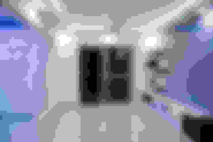 Salas / recibidores de estilo  por DECOR DREAMS